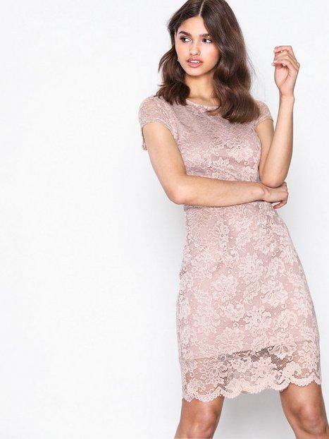 Billede af Selected Femme Sfcharlotte New Cap Lace Dress Ex Kropsnære kjoler Shadow
