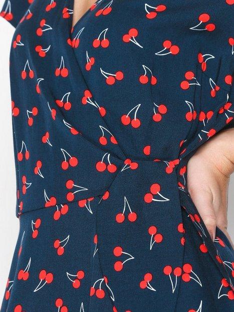 onlBESO CAPSLEEVE WRAP SHORT DRESS