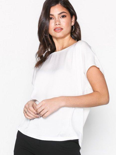 Billede af Jacqueline de Yong Jdycharlot S/S Top Wvn T-shirt Hvid