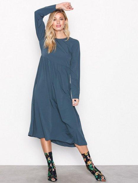 Womens Pcidina Ls Dress Pieces qsMLuW