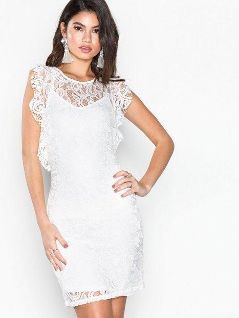 Vmthea Short Lace Dress Jrs Rep - Vero Moda - Weiß - Kleider ...