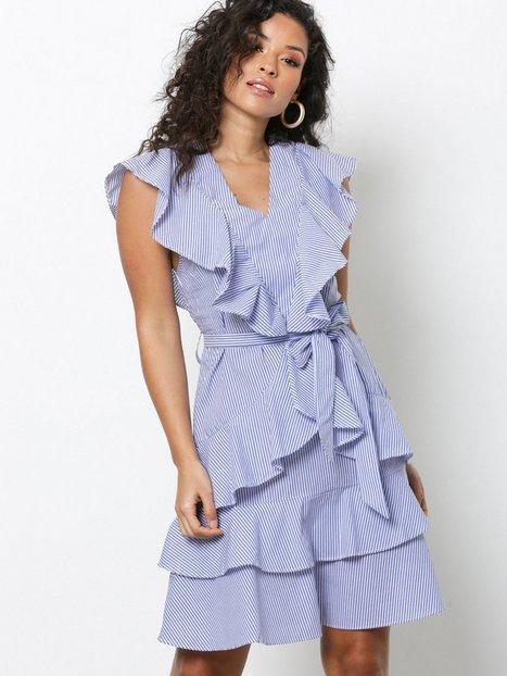 Billede af Y.A.S Yasaya Sl Dress Loose fit dresses Offwhite