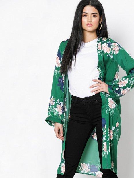 Billede af Object Collectors Item Objpam L/S Kimono Rep Kimonoer Grå