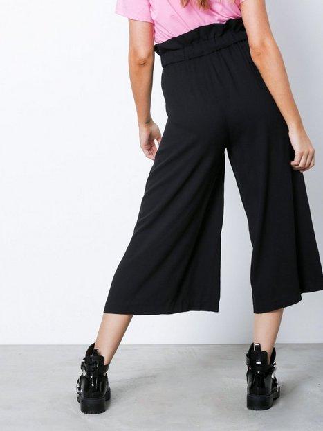 Womens Viamaly Hw Cropped Pant Trouser Vila fjoQ9ZH