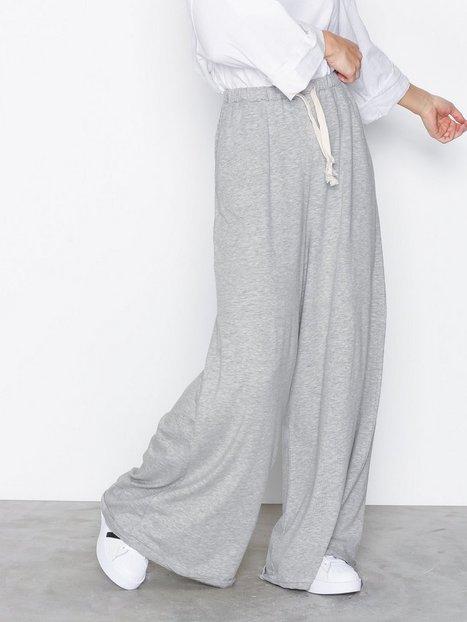 Billede af American Vintage Pantalon Bukser Grey Melange