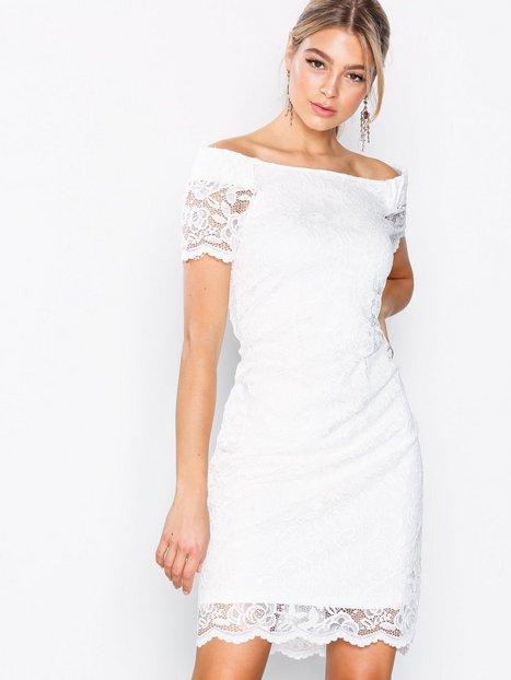 VIZALLY OFF SHOULDER DRESS