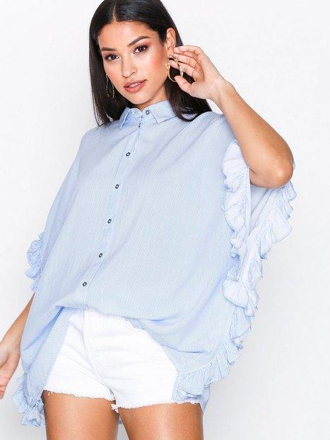 Billede af Object Collectors Item Objrachel 3/4 Tunic Shirt 96 Tunikaer Offwhite