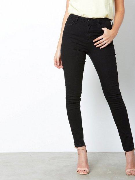 Vero Moda Vmsophia Hw Skinny Jeans Black New Jeans