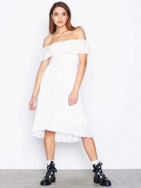 Billede af Vila Vipetra S/S Dress Loose fit dresses Hvid