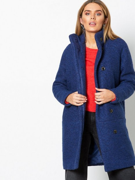 Samsøe Samsøe Hoff jacket 10147 Frakker Blue