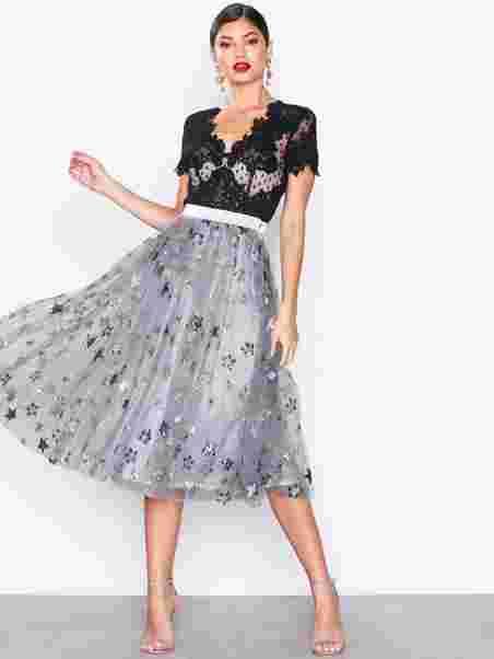 459e69d0c6ed Starlight Skirt - Ida Sjöstedt - Grey - Skirts - Clothing - Women -  Nelly.com