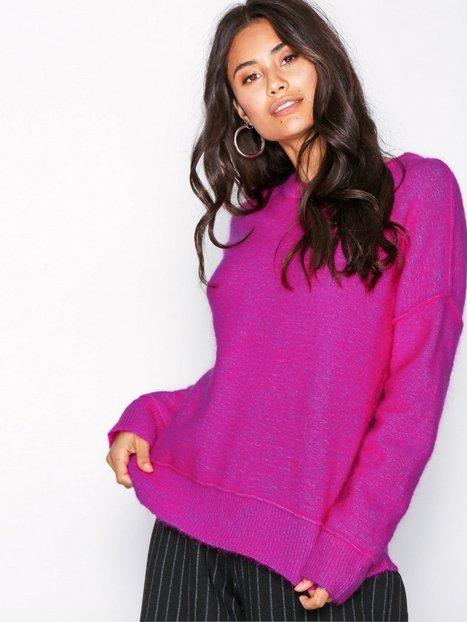 By Malene Birger Biagio Strikkede trøjer Clear Pink