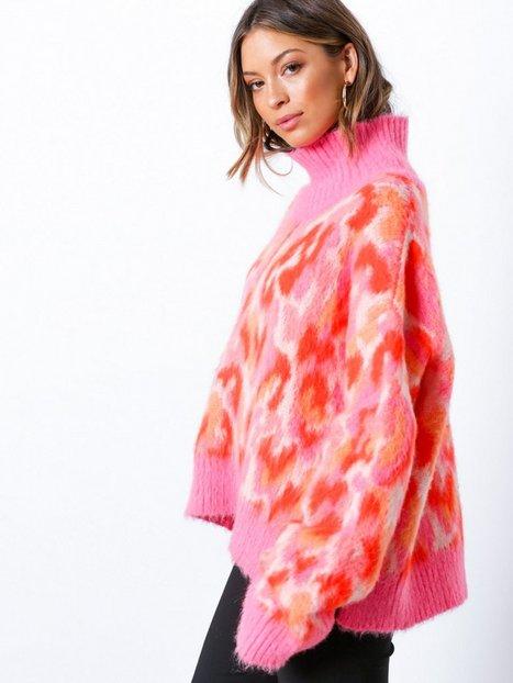 By Malene Birger Lallii Strikkede trøjer Clear Pink