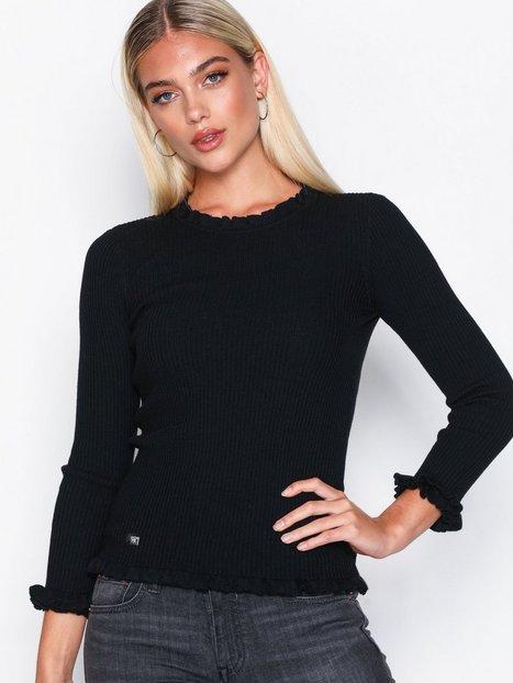 Billede af Lauren Ralph Lauren Arishelle Sweater Strikkede trøjer Black