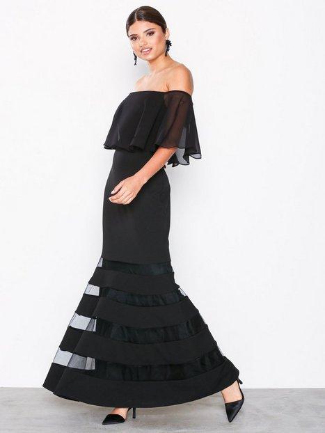 1c7607f33211 Bild på Lauren Ralph Lauren Shaynie Elbow Sleeve Evening Dress  Maxiklänningar