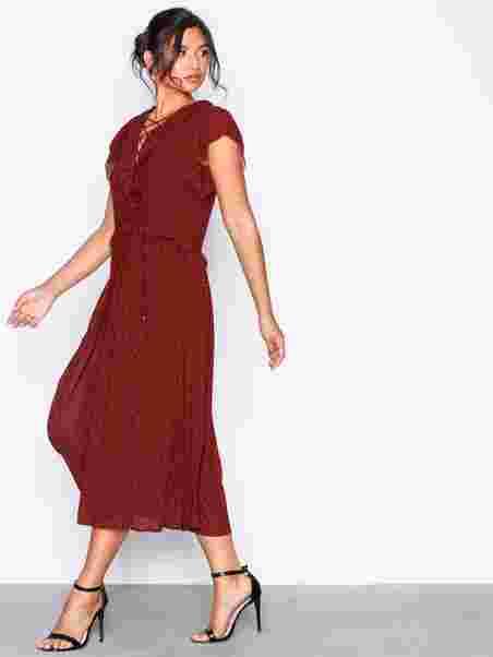 46df0e81 Lace Up Maxi Dress - Michael Michael Kors - Poppy - Party Dresses ...