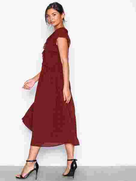 9197a188a LACE UP MAXI DRESS, Michael Michael Kors