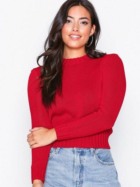Billede af Polo Ralph Lauren Cropped Sweater Strikkede trøjer