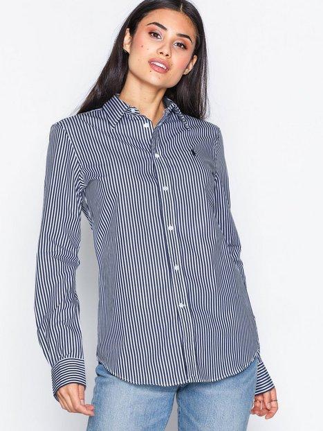 Billede af Polo Ralph Lauren Kendal Slim Shirt Skjorter Marine
