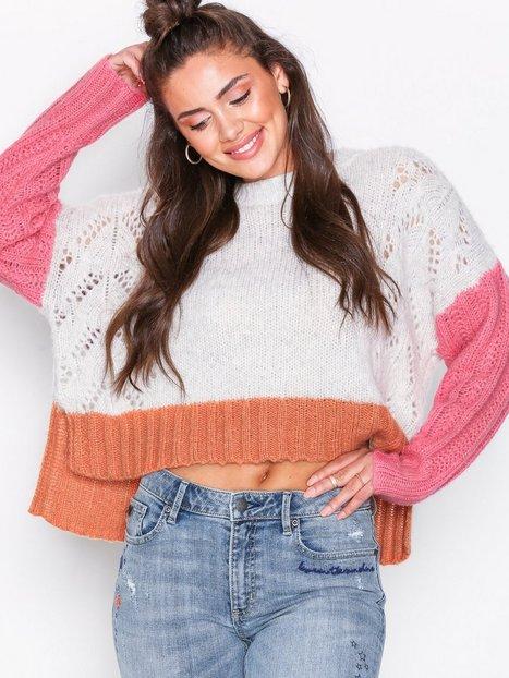 Odd Molly upbeat sweater Strikkede trøjer Flerfarvede