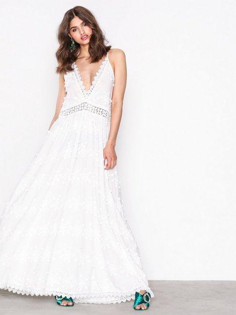 By Malina Issa maxi dress Maxikjoler White