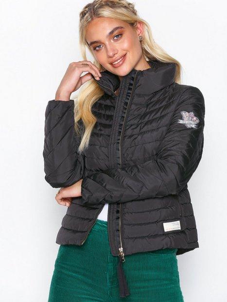 Billede af Odd Molly downfall jacket Bomber jakker Almost Black