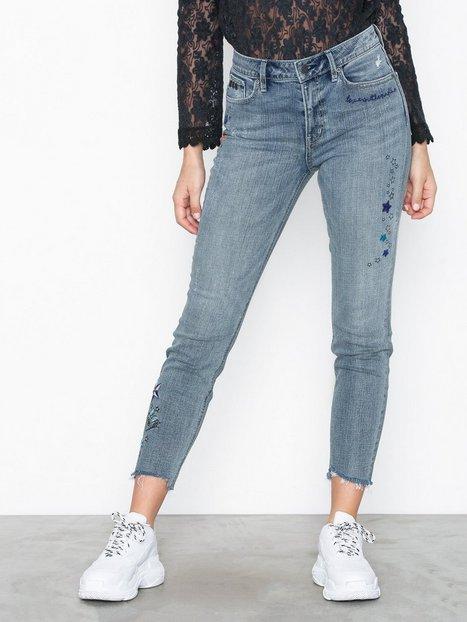 Billede af Odd Molly groupie cropped jean Skinny fit