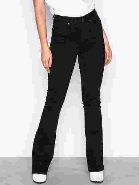 Only Onlroyal Hw SK Jeans White Noos Skinny Femme