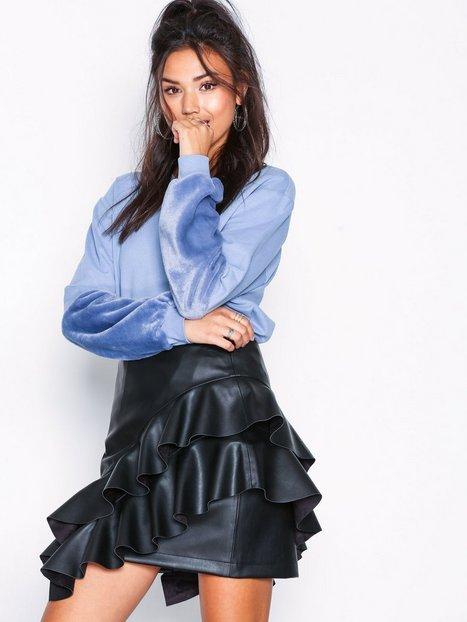 Billede af Ivyrevel Lean Skirt Midi nederdele Black