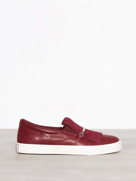 Billede af Lauren Ralph Lauren Reanna Sneakers Slip-On Merlot