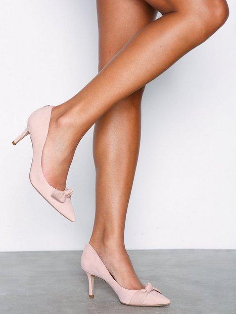 Billede af Lauren Ralph Lauren Lee Pumps High Heel Pearl Pink