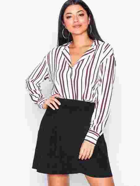 2009e6ace Nmlauren Skirt Noos - Noisy May - Black - Skirts - Clothing - Women ...