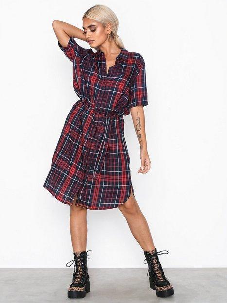 Billede af Jacqueline de Yong Jdyannabell 2/4 Shirt Dress Wvn Exp Loose fit dresses