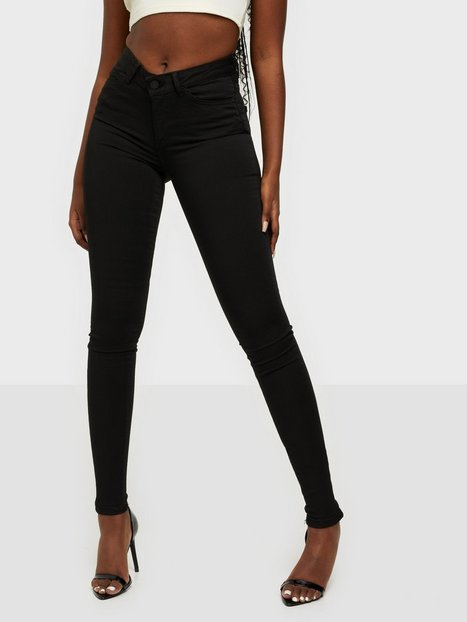 Noisy May Nmlucy Nw Power Shape Jeans BA076 N Jeans - Noisy May