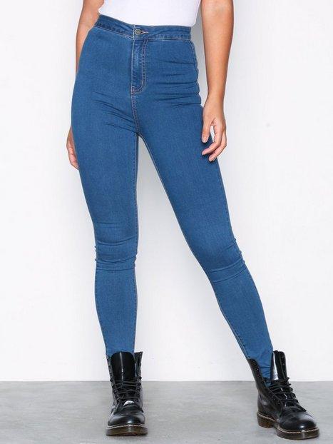 Noisy May Nmella Super Hw Jeans GU307 Noos Skinny - Noisy May