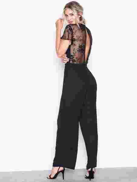 4c2fdcfc Geneva Jumpsuit 8340 - Samsøe Samsøe - Black - Jumpsuits - Clothing ...