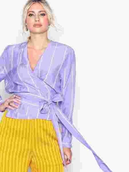 Violet Deegas Bluseramp; Skjorter Shirt 10452 Samsøe TPkXZOiu