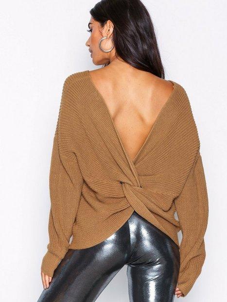 Billede af Ivyrevel Ana Knit Strikkede trøjer Light Brown