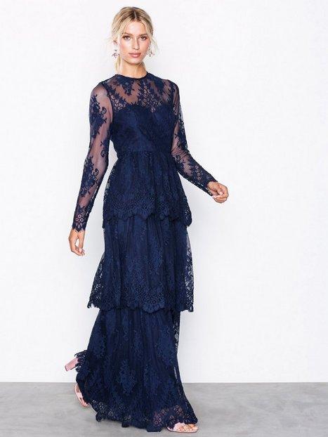 Billede af By Malina Annie maxi dress Maxikjoler