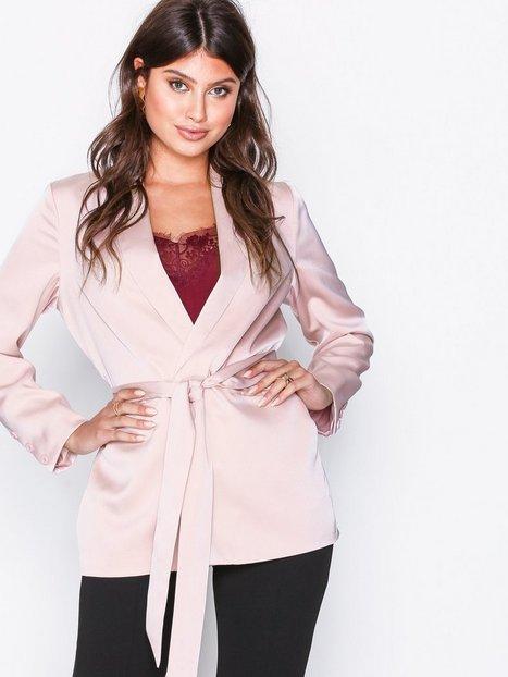 By Malina Day jacket Blazere Pale Pink