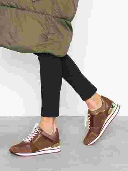 aaff86d2927 Billie Trainer - Michael Michael Kors - Caramel - Sneakers - Shoes ...