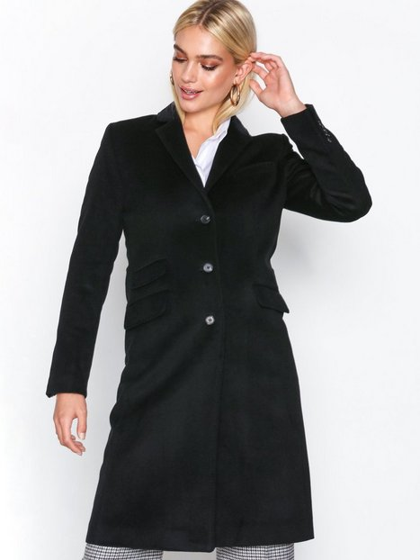 Morris Loren Coat Frakker Black