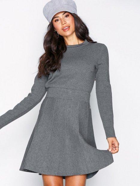 Billede af Morris Deauville Knit Skirt Mini nederdele Grey