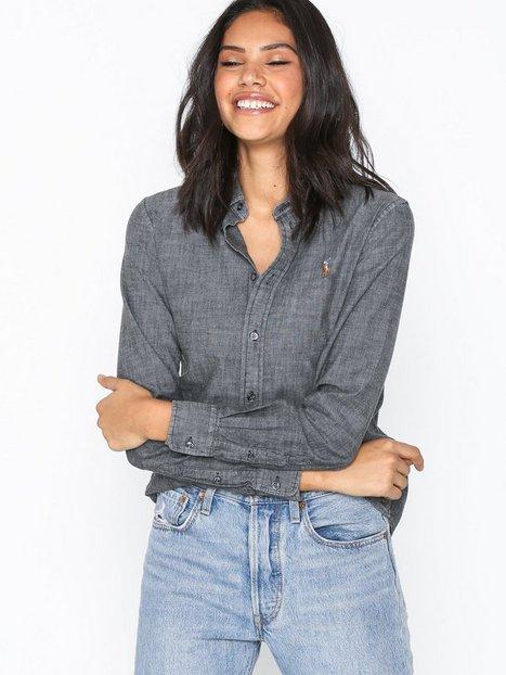 Billede af Polo Ralph Lauren Anrw Kendal-Slim-Long Sleeve-Shirt Skjorter