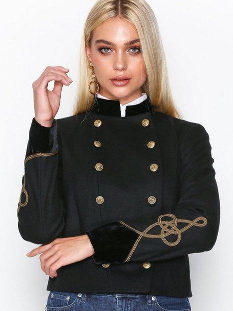 Polo Ralph Lauren Military Bzr-Blazer Blazere Black