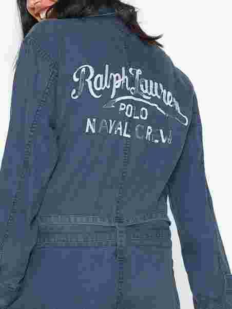 8075a38dd0a9 Kndy Jmpst - Straight - Jumpsuit - Polo Ralph Lauren - Blue ...