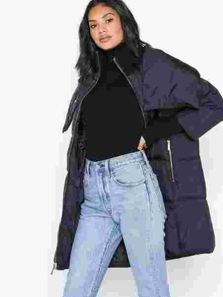 a7e107b5 Fashion Heavydown Puffer - Michael Michael Kors - Black - Jakker ...