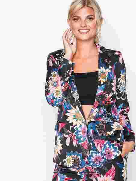 Shoppa Vmwilma Sofia L S Midi Blazer D2 - 7 - Online Hos Nelly.com ab0d9d1c37