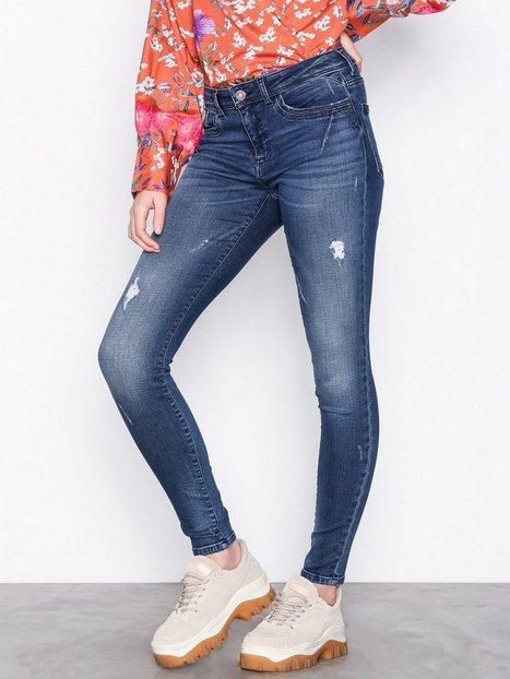 Noisy May Nmlucy Skinny Destroy Jeans AZ037 D Skinny - Noisy May