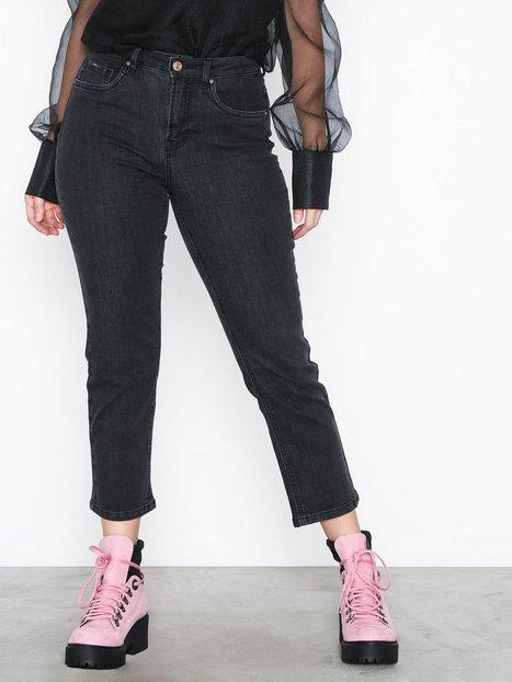 Billede af Only onlFIONA Mid Ank Cigarette Jeans Bj Straight fit